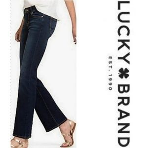 NWT Lucky Brand 30x33 Sweet N Low Bootcut Jeans